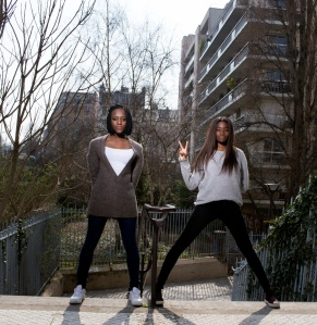 Karidja Touré & Assa Sylla